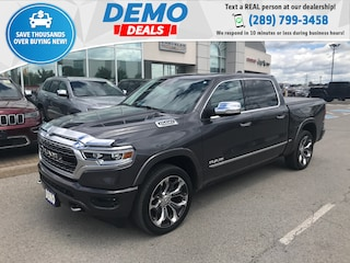 2020 Ram 1500 Limited 4X4 DEMO Truck Crew Cab
