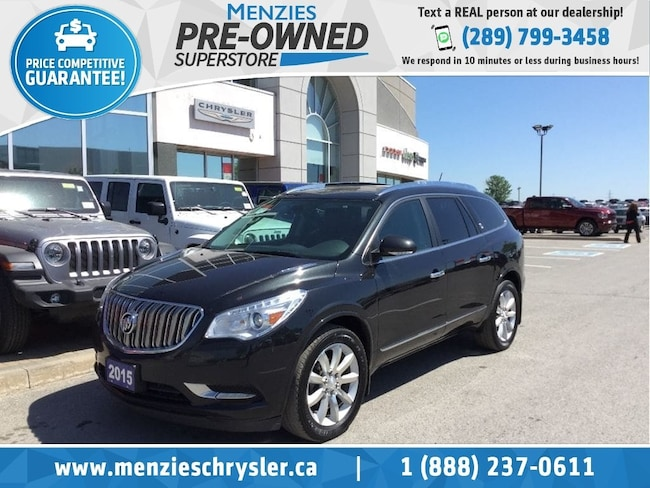 2015 Buick Enclave Premium AWD, Navi, ONE Owner, Clean Carproof SUV