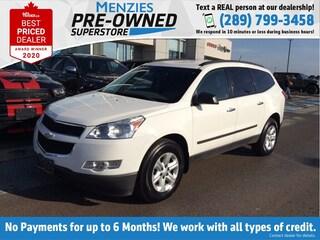 2012 Chevrolet Traverse LS, 8-Passenger, Alloys, Fogs, Cruise SUV