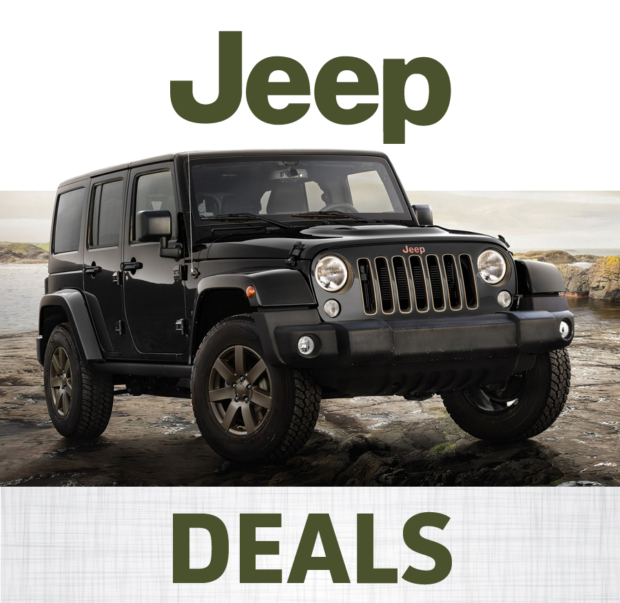 Jeep Wrangler Lease Deals Canada