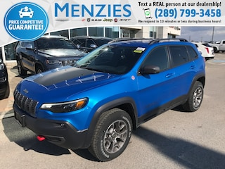 2020 Jeep Cherokee Trailhawk/NAV/SAFETYTEC/COLD WEATHER GROUP SUV