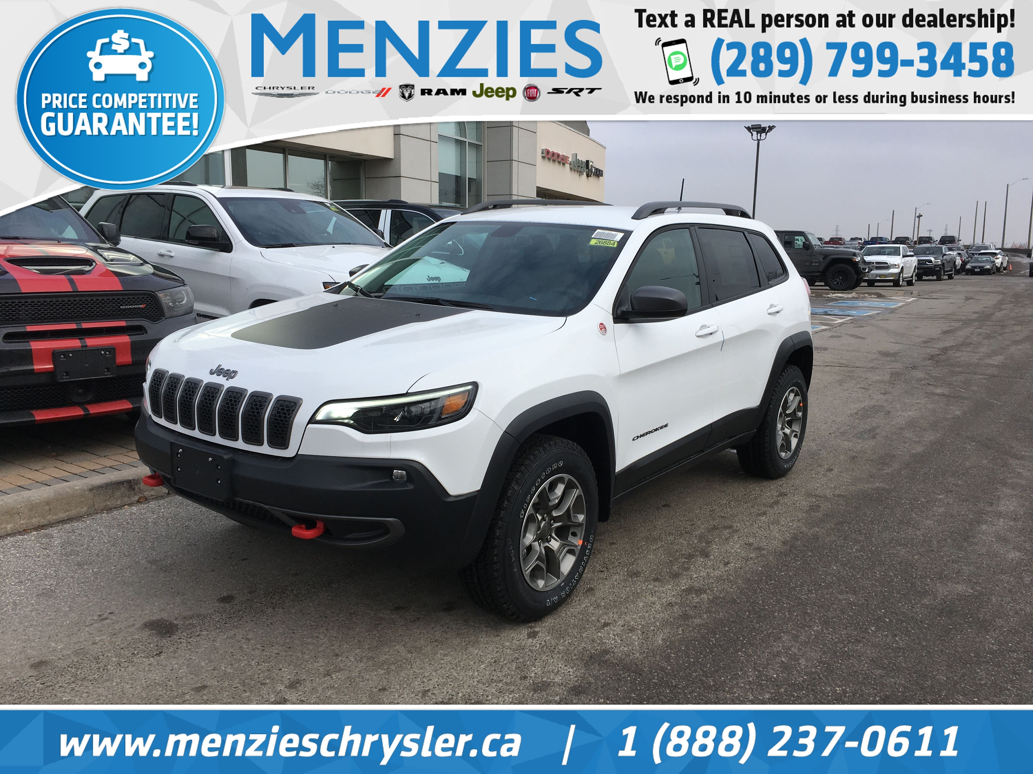 2020 Jeep Cherokee Trailhawk 4x4/COLD WEATHER GROUP SUV