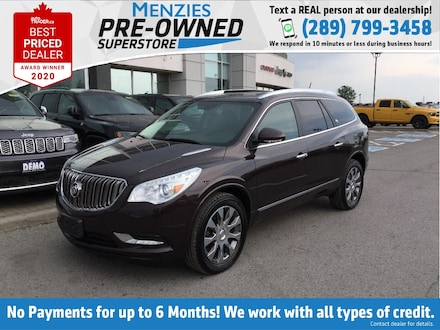 2016 Buick Enclave Leather AWD, Navi, Pano Roof, Cam, Heat Seats SUV