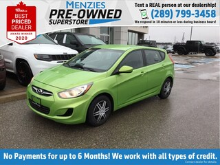 2014 Hyundai Accent GL, Heated Front Seats, One Owner, Accident Free