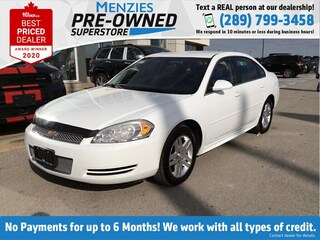 2013 Chevrolet Impala LT, Hands-Free, Audio Jack, Cruise, Alloys Sedan