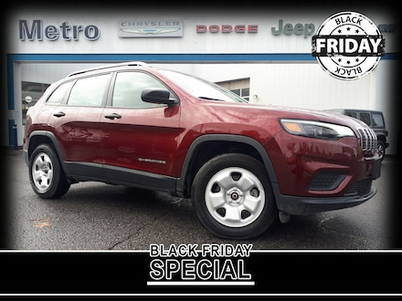 2019 Jeep New Cherokee Sport 4x4 MINT SUV