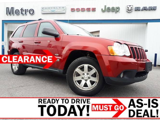2010 Jeep Grand Cherokee 4x4 Fully Loaded
