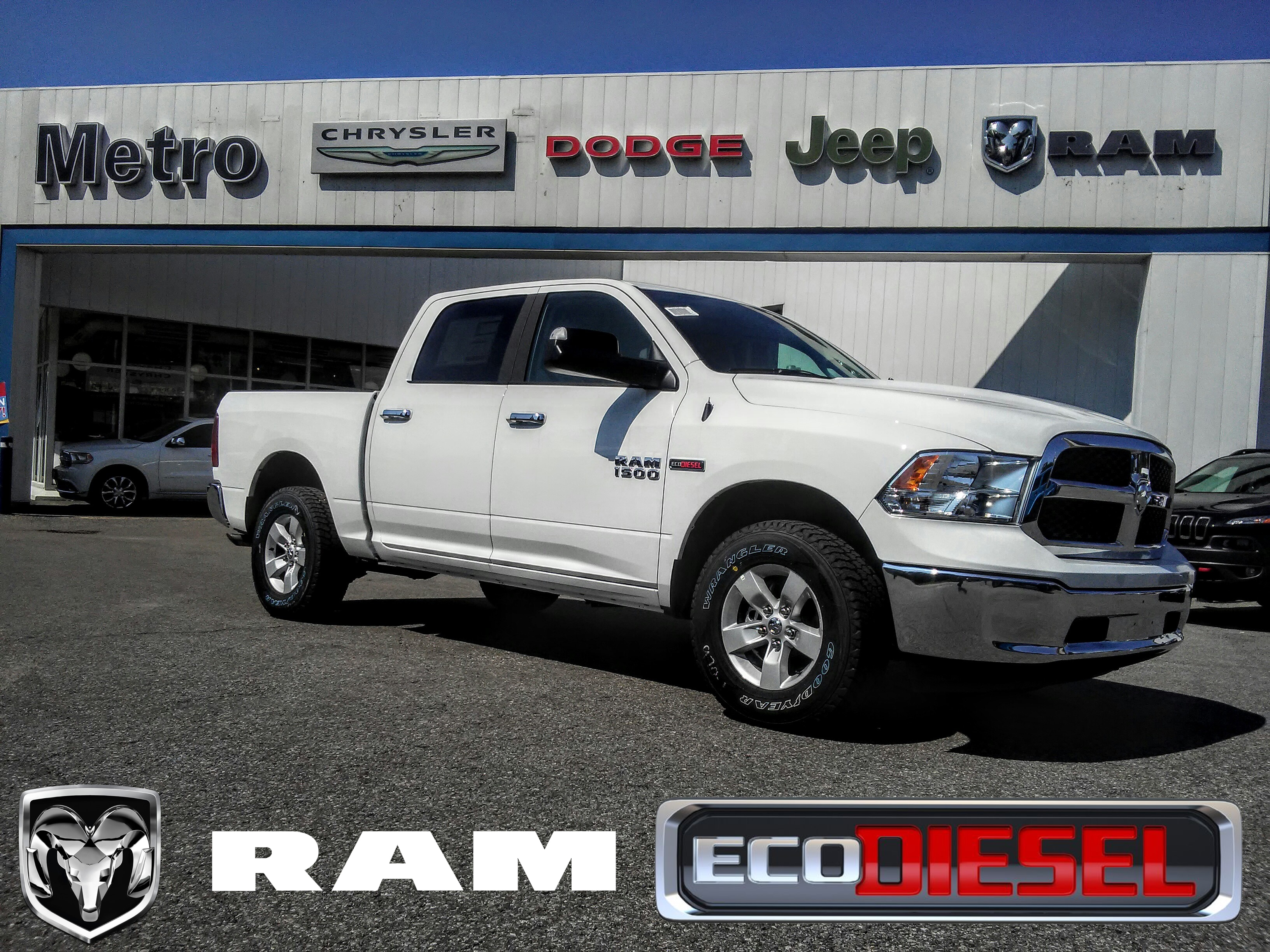 diesel dodge ram outstanding efficiency ecodiesel side delivers truck fuel