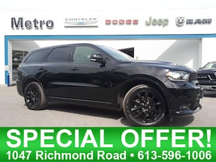 2018 Dodge Durango R/T - Fully Loaded V8 AWD SUV