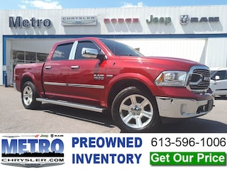 2015 Ram 1500 Longhorn - Limited - Loaded Truck Crew Cab