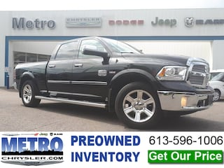 2016 Ram 1500 Longhorn - Fully Loaded Camion cabine Crew