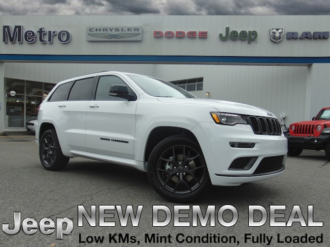 2019 Jeep Grand Cherokee Limited X - FULLY LOADED SUV