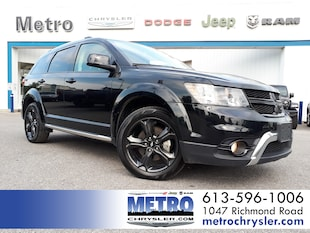 2019 Dodge Journey Crossroad AWD DVD FULLY LOADED SUV
