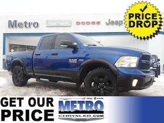 2015 Ram 1500 Outdoorsman - Trailer Tow Truck Quad Cab