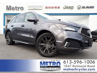 2019 Acura MDX A-Spec Fully Loaded, AWD, 7 Seater SUV