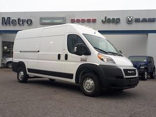 2019 Ram ProMaster 3500 High Roof 159 in. WB Van Cargo Van