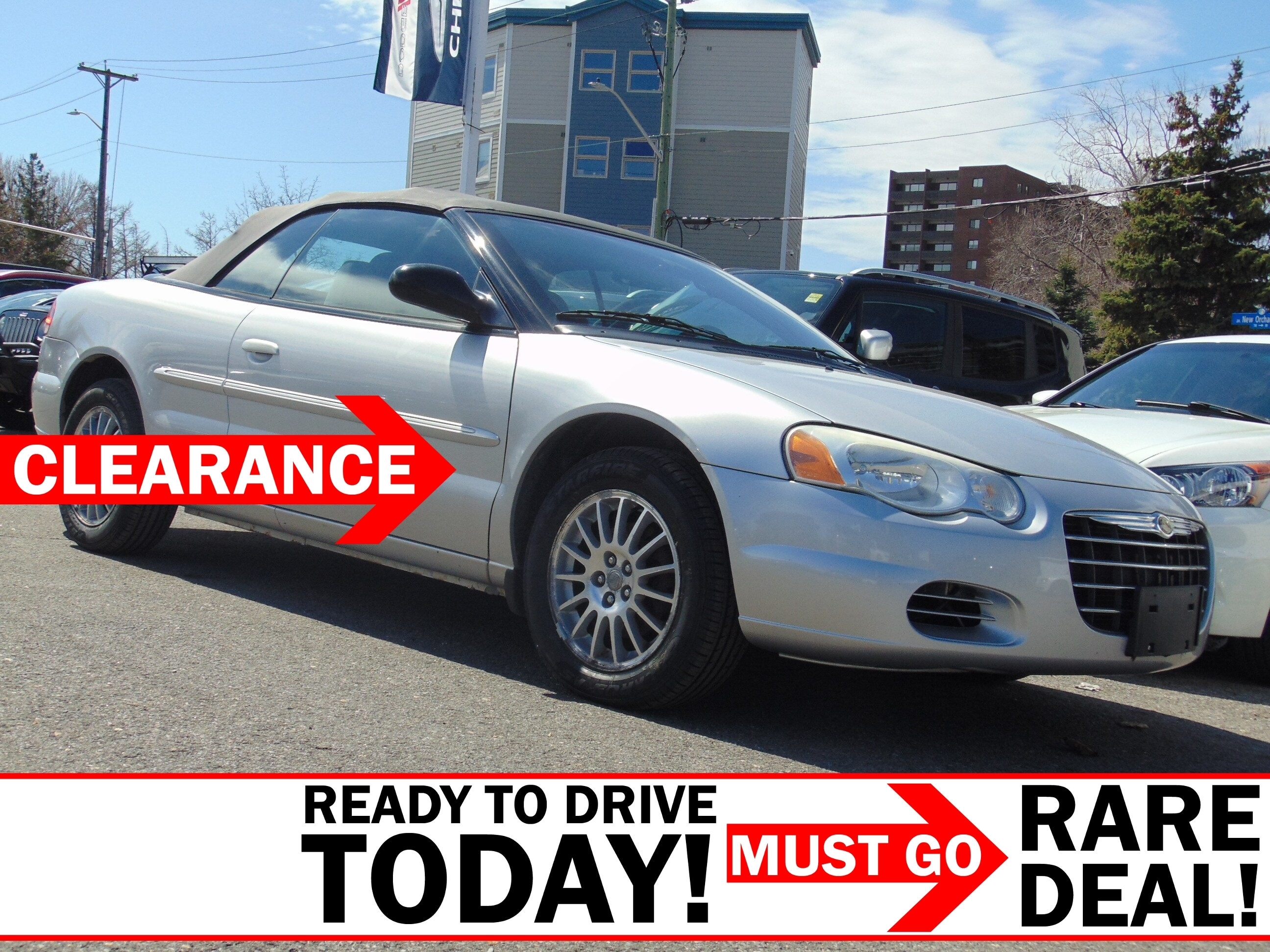 2006 Chrysler Sebring Base Convertible
