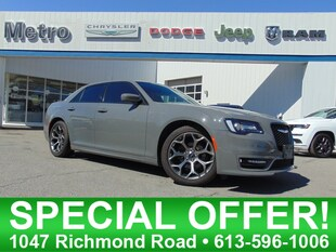 2018 Chrysler 300 S - Fully Loaded & Mint Sedan