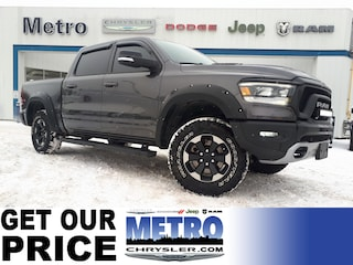 2019 Ram All-New 1500 Rebel Fully Loaded Plus Add Ons Truck Crew Cab