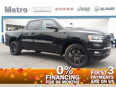 2020 Ram 1500 Night Edition Truck Crew Cab