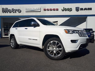 2019 Jeep Grand Cherokee Overland - Fully Loaded SUV