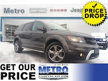 2017 Dodge Journey Crossroad AWD Fully Loaded SUV