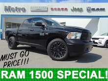 2017 Ram 1500 ST - CLEARANCE Camion cabine Crew