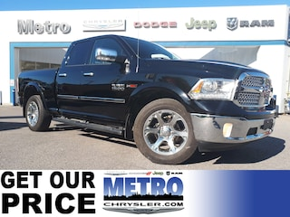 2014 Ram 1500 Laramie Ecodiesel 4x4 Loaded Truck Quad Cab