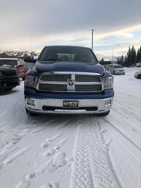 2011 Dodge Ram 1500 Laramie Truck Crew Cab