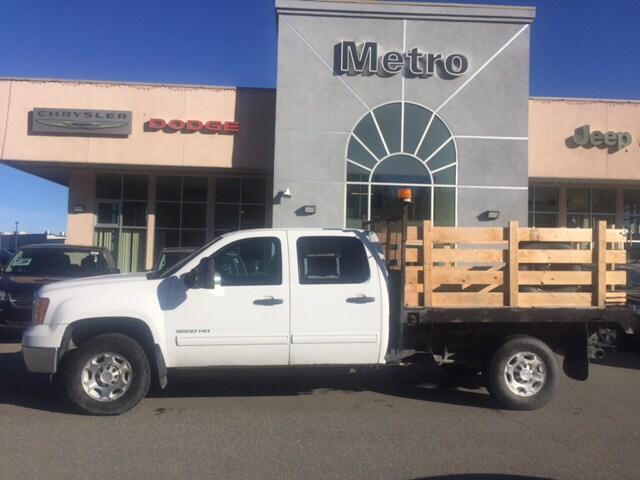 2010 GMC Sierra 3500HD SLE Truck Crew Cab