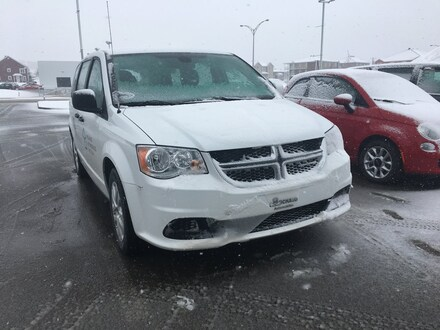 2019 Dodge Grand Caravan Canada Value Package Minifourgonnette