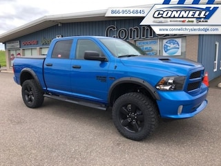 2019 Ram 1500 Classic Express Hydro Blue Sport Package Massive Lift/35S/ Crew Cab