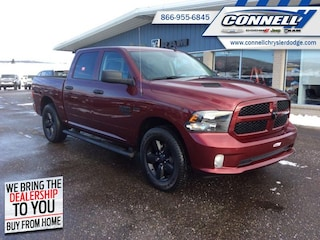 2019 Ram 1500 Classic Express Blacked OUT - Heated Seats/Starter Truck Crew Cab