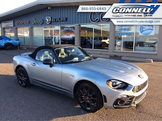 2019 FIAT 124 Spider Abarth Convertible - Convertible - $281 B/W Convertible