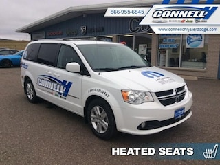 2017 Dodge Grand Caravan Crew - Leather Seats - $117.78 B/W Van