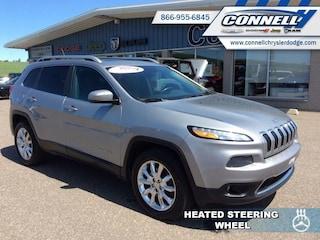 2015 Jeep Cherokee Cherokee Limited - Leather Seats - $119 B/W SUV