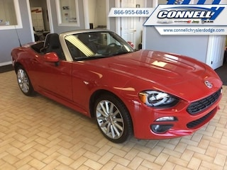 2019 FIAT 124 Spider Lusso Convertible - Convertible - $227 B/W Convertible