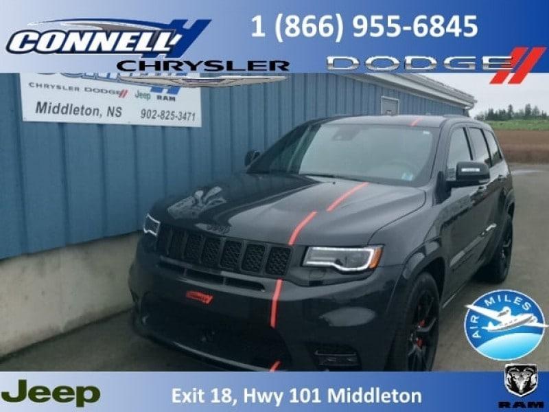 2018 Jeep Grand Cherokee SRT - Navigation -  Leather Seats - $455.55 B/W SUV
