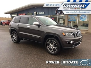 2019 Jeep Grand Cherokee Limited - Leather Seats - $302.69 B/W SUV