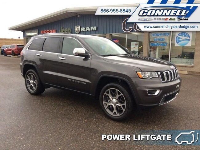 2019 Jeep Grand Cherokee Limited - Leather Seats - $284.80 B/W SUV