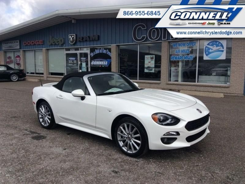 2019 FIAT 124 Spider Lusso Convertible - Convertible - $242 B/W Convertible
