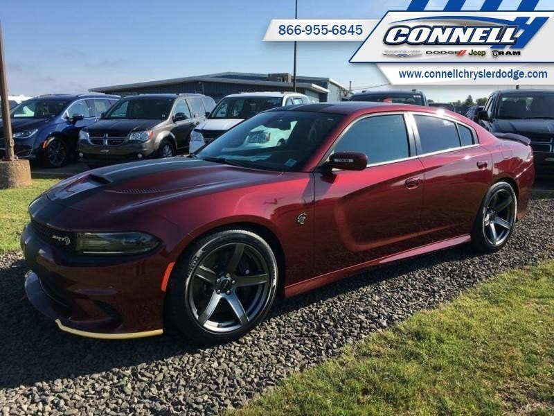 2018 Dodge Charger SRT Hellcat - Navigation -  Sunroof - $488.55 B/W Sedan
