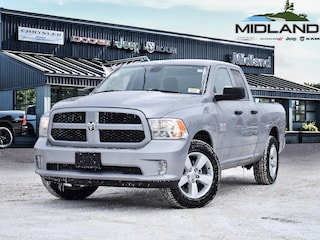 2021 Ram 1500 Classic Express 4x4 Quad Cab 6.3 ft. box 140 in. WB for sale in Midland, ON