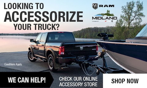 Looking to accessorize your truck?