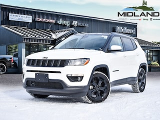 2021 Jeep Compass Altitude 4x4 for sale in Midland, ON