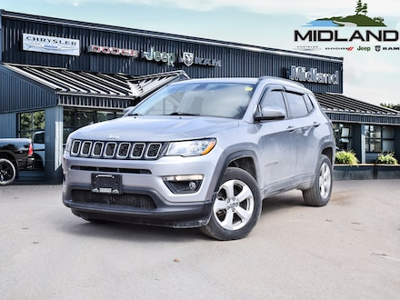 2017 Jeep Compass North- Remote Start- GPS SUV for sale in Midland, ON