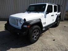 2018 Jeep Wrangler Unlimited Wrangler Unlimited Sport 4x4 VUS
