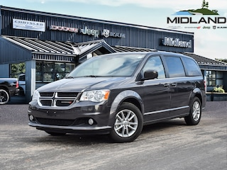 2020 Dodge Grand Caravan Premium Plus Van for sale in Midland, ON