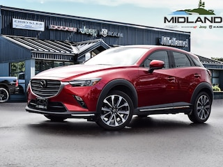 2019 Mazda CX-3 GT Auto AWD-Remote Start- Heated Seats-Sunroof SUV for sale in Midland, ON