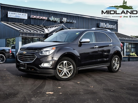 2016 Chevrolet Equinox AWD Equinox Remote Start- Heated Seats- Bluetooth SUV for sale in Midland, ON